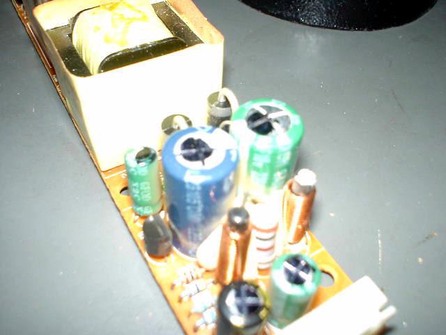 電源基板1