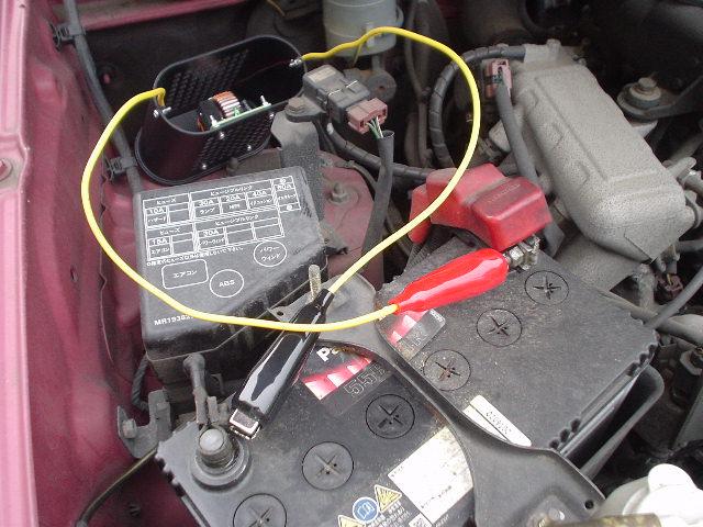 車載バッテリ2